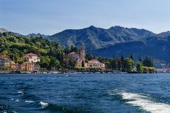 Λίμνη Como Ιταλία Στοκ φωτογραφία με δικαίωμα ελεύθερης χρήσης