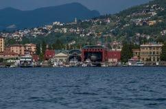 Λίμνη Como 6 Στοκ φωτογραφίες με δικαίωμα ελεύθερης χρήσης