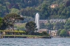 Λίμνη Como 5 Στοκ εικόνα με δικαίωμα ελεύθερης χρήσης