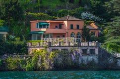Λίμνη Como 8 Στοκ εικόνες με δικαίωμα ελεύθερης χρήσης