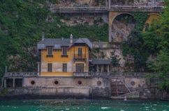Λίμνη Como 12 Στοκ Φωτογραφία