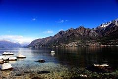 Λίμνη Como Στοκ Φωτογραφίες