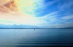 Λίμνη Constance Στοκ φωτογραφία με δικαίωμα ελεύθερης χρήσης