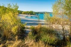 Λίμνη Croix Sainte Στοκ φωτογραφίες με δικαίωμα ελεύθερης χρήσης
