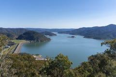 Λίμνη Eildon σε Βικτώρια, Αυστραλία στοκ φωτογραφία με δικαίωμα ελεύθερης χρήσης