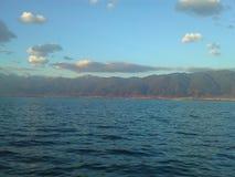 Λίμνη Erhai Στοκ Φωτογραφία