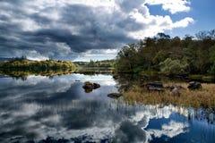Λίμνη Eske, κοβάλτιο Donegal, Ιρλανδία Στοκ Εικόνες