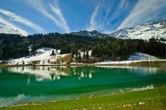 Λίμνη Eugenisee Στοκ Εικόνα