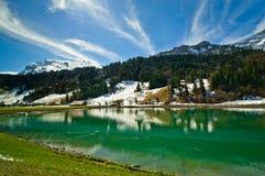 Λίμνη Eugenisee στοκ φωτογραφία