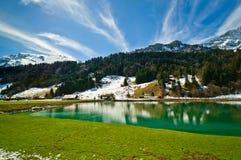 Λίμνη Eugenisee στοκ εικόνα με δικαίωμα ελεύθερης χρήσης