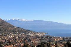 Λίμνη Garda στοκ φωτογραφία