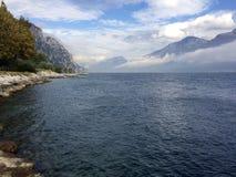 Λίμνη Garda Στοκ Εικόνα