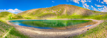 Λίμνη Gistova Στοκ Φωτογραφίες