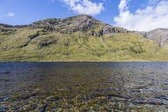 Λίμνη Glencullin Στοκ φωτογραφία με δικαίωμα ελεύθερης χρήσης