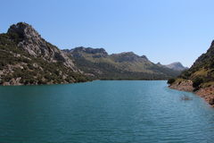 Λίμνη Gorg Blau Στοκ Φωτογραφία