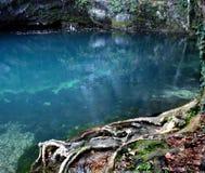 λίμνη gorgazzo Στοκ Φωτογραφίες