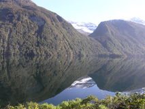 Λίμνη Gunn Στοκ φωτογραφία με δικαίωμα ελεύθερης χρήσης