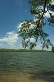 Λίμνη Guntersville, Al Στοκ φωτογραφίες με δικαίωμα ελεύθερης χρήσης