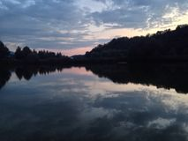 Λίμνη Harman Στοκ Φωτογραφία