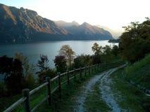 Λίμνη Iidro Στοκ φωτογραφία με δικαίωμα ελεύθερης χρήσης