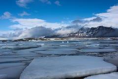 Λίμνη Jökulsà ¡ rlà ³ ν παγετώνων στοκ φωτογραφία με δικαίωμα ελεύθερης χρήσης