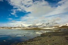 Λίμνη Jökulsà ¡ rlà ³ ν παγετώνων στοκ φωτογραφίες με δικαίωμα ελεύθερης χρήσης