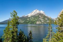 Λίμνη Jenny στοκ εικόνες με δικαίωμα ελεύθερης χρήσης