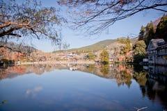 Λίμνη Jinlin Στοκ εικόνα με δικαίωμα ελεύθερης χρήσης