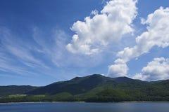 Λίμνη Kanayama Στοκ εικόνες με δικαίωμα ελεύθερης χρήσης