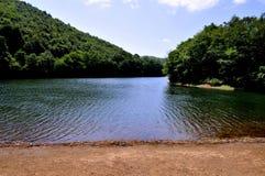 Λίμνη Karagöl Στοκ φωτογραφίες με δικαίωμα ελεύθερης χρήσης