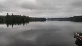 Λίμνη Kathryn Στοκ Φωτογραφία