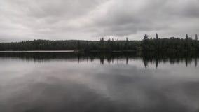 Λίμνη Kathryn Στοκ εικόνα με δικαίωμα ελεύθερης χρήσης