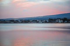 Λίμνη Kawaguchi, Ιαπωνία Στοκ φωτογραφία με δικαίωμα ελεύθερης χρήσης