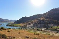 Λίμνη Kaweah, Καλιφόρνια Στοκ φωτογραφίες με δικαίωμα ελεύθερης χρήσης