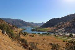 Λίμνη Kaweah, Καλιφόρνια Στοκ φωτογραφία με δικαίωμα ελεύθερης χρήσης