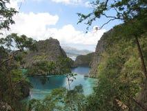 Λίμνη Kayangan Στοκ εικόνα με δικαίωμα ελεύθερης χρήσης