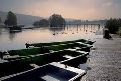 λίμνη llangorse στοκ φωτογραφία με δικαίωμα ελεύθερης χρήσης