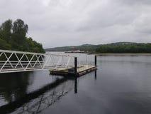 Λίμνη Lommond Στοκ εικόνες με δικαίωμα ελεύθερης χρήσης