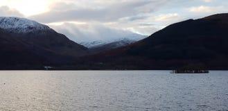 λίμνη lomond στοκ φωτογραφία με δικαίωμα ελεύθερης χρήσης