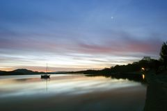 λίμνη lomond Στοκ Εικόνες