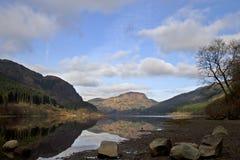 λίμνη lubnaig στοκ φωτογραφίες με δικαίωμα ελεύθερης χρήσης
