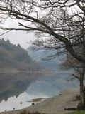 Λίμνη Lubnaig στοκ εικόνα με δικαίωμα ελεύθερης χρήσης