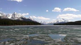 Λίμνη Maligne στοκ φωτογραφίες με δικαίωμα ελεύθερης χρήσης