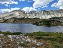 Λίμνη Marie Στοκ φωτογραφία με δικαίωμα ελεύθερης χρήσης