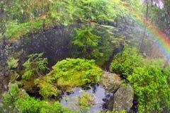Λίμνη MarmaroMountain Στοκ φωτογραφία με δικαίωμα ελεύθερης χρήσης