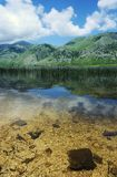 Λίμνη matese Στοκ Φωτογραφίες