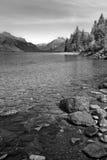 λίμνη mcdonald Στοκ Φωτογραφίες