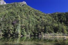 λίμνη myojin Στοκ εικόνα με δικαίωμα ελεύθερης χρήσης