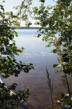 Λίμνη Nakhimov Στοκ Φωτογραφίες