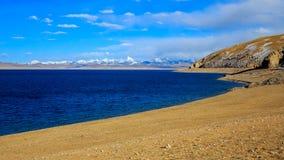 Λίμνη Nam στο σούρουπο στοκ εικόνα με δικαίωμα ελεύθερης χρήσης